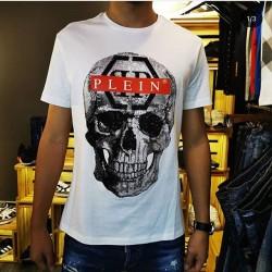 Camiseta blanca Philipp Plein